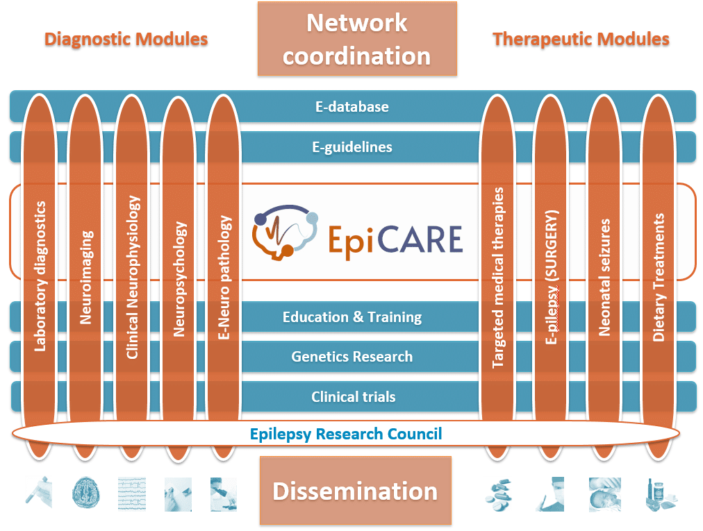 What are EpiCARE's activities